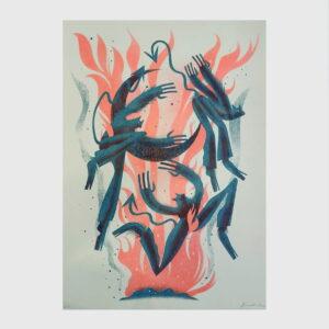 demons burn