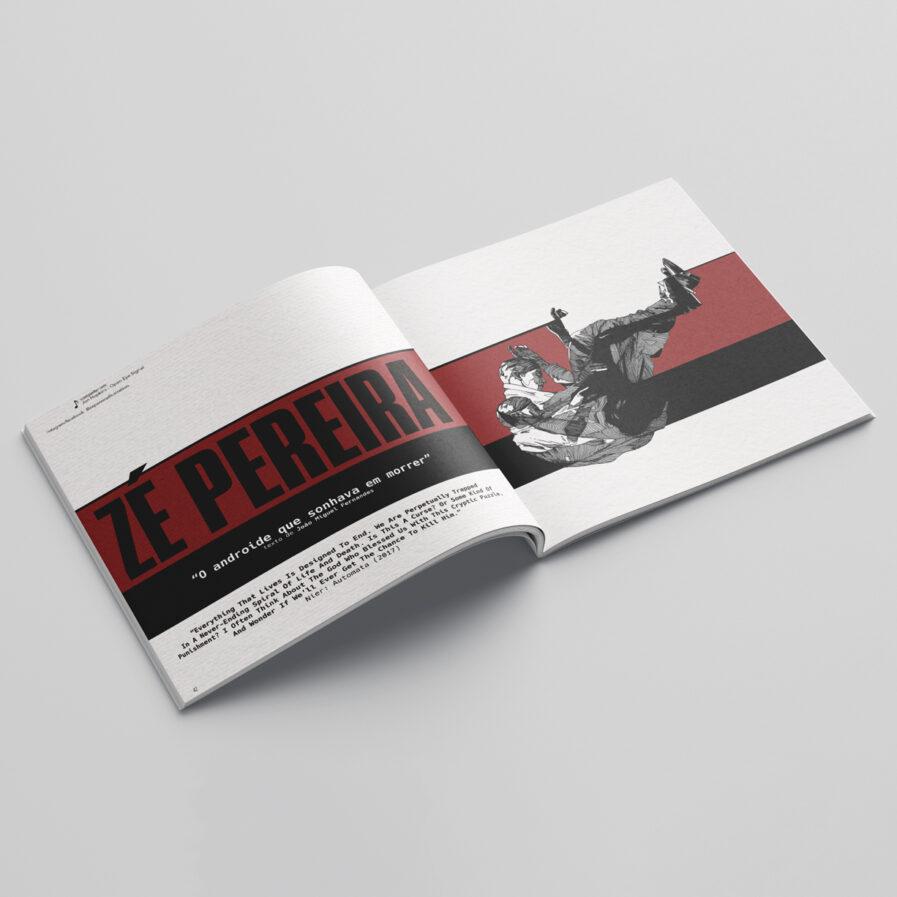 magazine fome VII