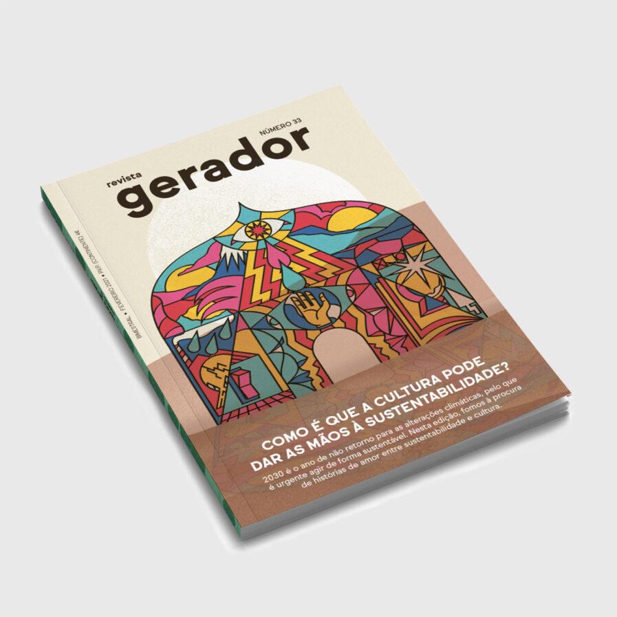 magazine gerador cover